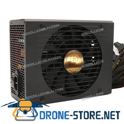 1650W Dedicated ETH Graphics 6 High-End Power Supply 220~240V Coin Miner Mining