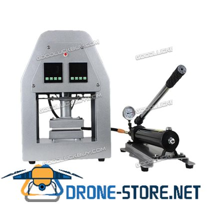 20 Ton CR1704 Laboratory Furniture Smoke Manual Rosin Heat Press Extraction Machine