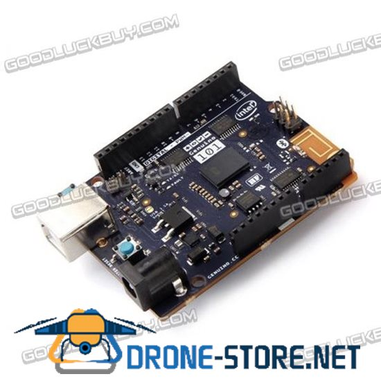 Genuino 101 Bluetooth Development Board Onboard 6-Axis Sensor Intel Cuire