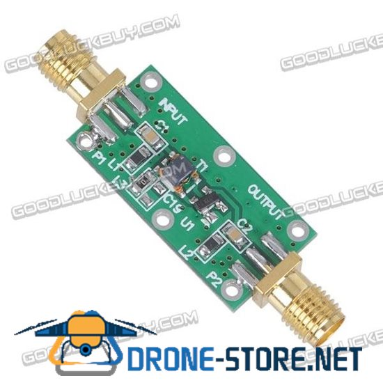 Double Frequency Multiplier Input 10 MHZ to 1.2 GHz Output 20 MHZ to 2.4 GHz