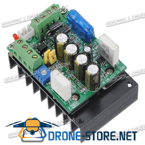 20A DC Brushed Motor Driver Controller Board USBCNC PCL Motor Driver