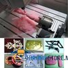 USB four 4 axis 6040 1500W cnc router engraver engraving milling machine mach3