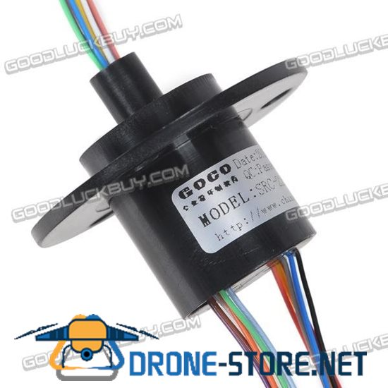 250RPM SRC-22-12 A Type 12Circuit/2A Slip Ring Conducting Slip Ring Conductor