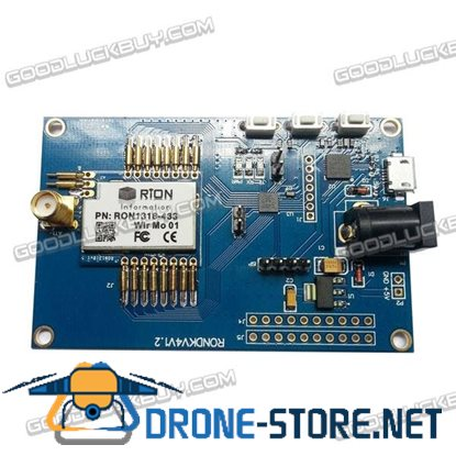Test Board Develop Tool for SX1278/SX1276 Wireless Transmission Module