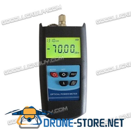 WG1020 Portable Optical Power Meter with Color LCD Screen