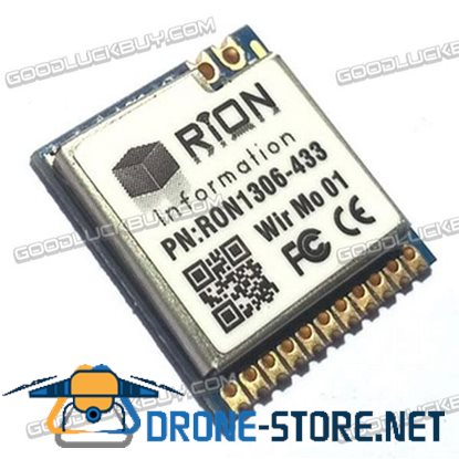 RON1306 ax5043 Wireless Transmission Module High Sensitivity 5000m