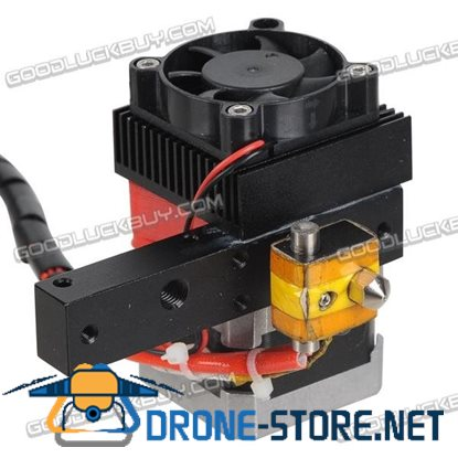 3D Printer Makerbot/Reprap Extruder Kit MK8 Upgrade Nozzle Kit