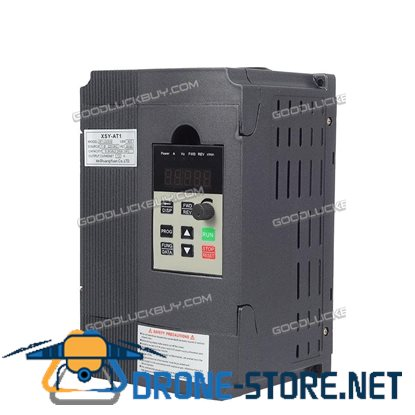 12A PWM Variable Frequency Drive VFD Speed Controller for 2.2kW AC Motor GD