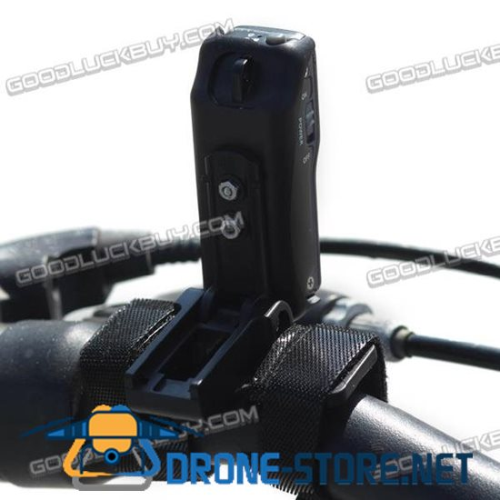 WEBSONG Sports Mini DV PADV003 Part Bicycle Mount Holder Fixture Black