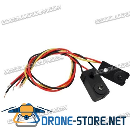 200mm Infrared Ray Throu-beam Photoelectrical Sensor Photoelectrical Switch Module