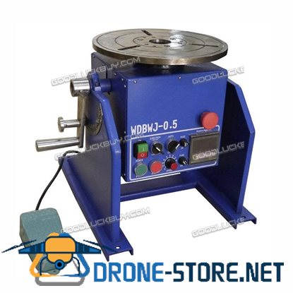WDBWJ-0.5 50kg Welding Automatic Positioner for Mig/Tig Welder Positioner