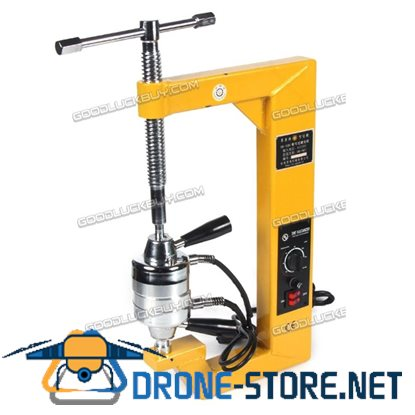 SK-120 Tire Auto Repair machine Kit Spot Vulcanizing Machine Vulcanizer Yellow