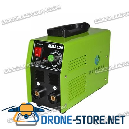 New MMA-120 Welding Machine DC Inverter MMA Welder 110V 220V