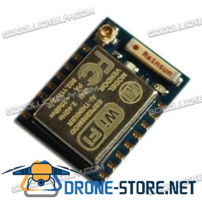 ESP8266 ESP-07 Remote Serial Port WIFI Transceiver Module AP+STA