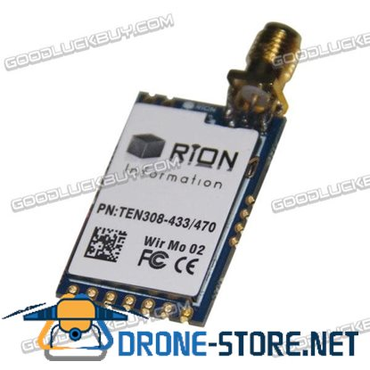 TEN308 SX1278 Passthrough Module TTL interface Point-to-Point, Broadcasting mode, Relay mode