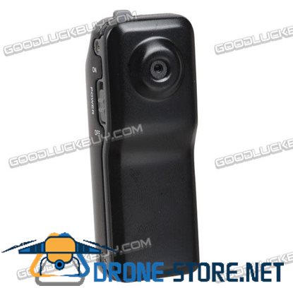 WEBSONG PADV003 Mini Outdoor Sport 720P HD Digital Video Recorder DV Black