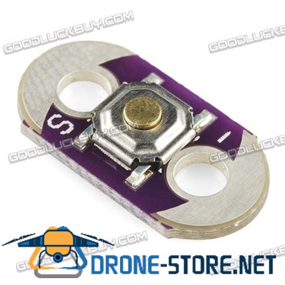 LilyPad Button Board LilyPad Button Module Purple