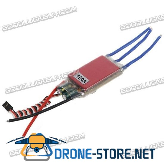 Polaris Thunder 100A 6S ESC with 5A BEC for Brushless Motor