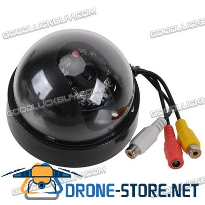 Wired Color CCTV Dome Camera Security Camera