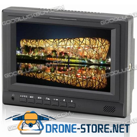"""7"""" Pro-photography LCD HD Monitor FW679-HSD600 with SDI Input"""
