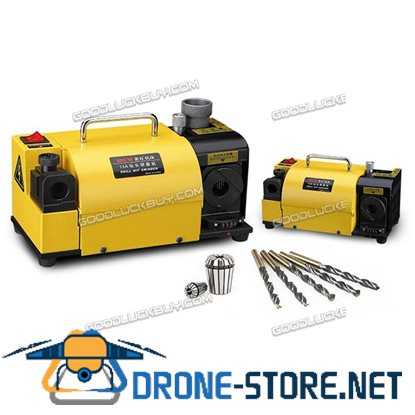 MR-13A Drill Sharpener 2-15mm Drill Bits Grinder Grinding Machine 100-135 Angle