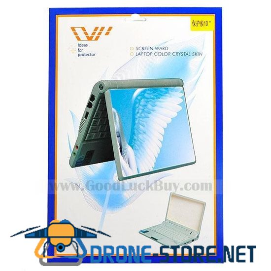 "LCD Screen Protector for Asus 10"" Eee PC1000 UMPC Laptops"