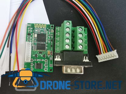 HC-06-D Bluetooth to RS232 Serial Convertor Slave Mode +Cable