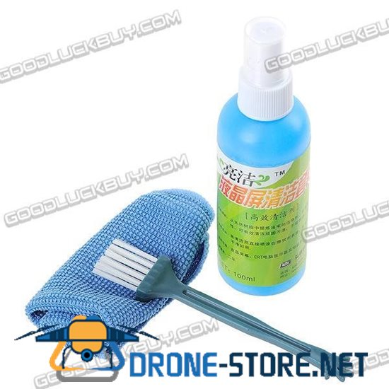 3-in-1 LCD Cleansing Kit