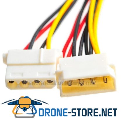 PC 1-to-2 Power Cable Splitter