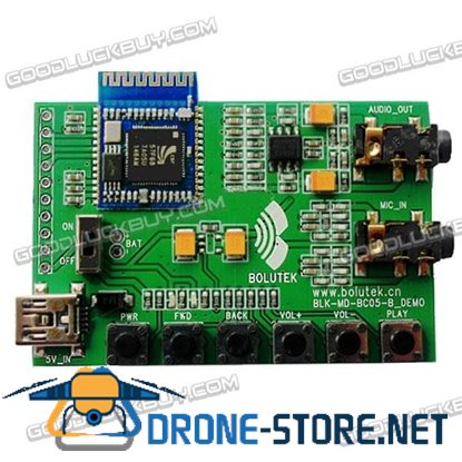 BC05-B Demo Version Bluetooth Audio Module HFP A2DP Stereo Audio Module
