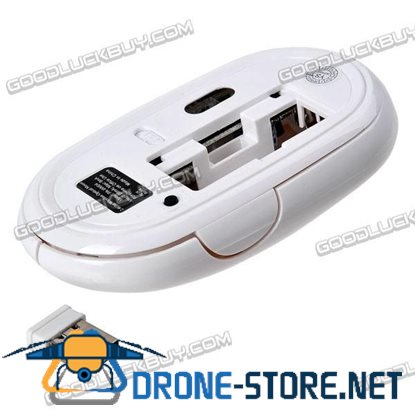 2.4GHz Wireless Optical Mouse Mice Macbook Air (PA-WM04)