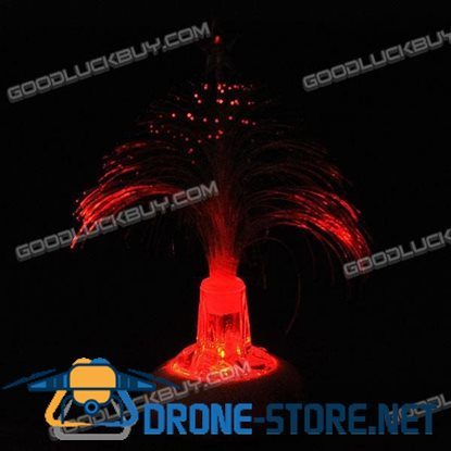 USB Fibre Optic Xmas Christmas Tree RGB Colour Changing