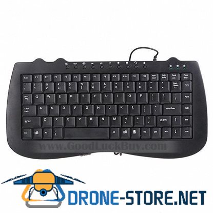 98 Keys Usb 2.0 Mini Keyboard Notebook Laptop Desktop