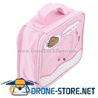 Cute USB Powered Lunch Box Warmer (Pink)