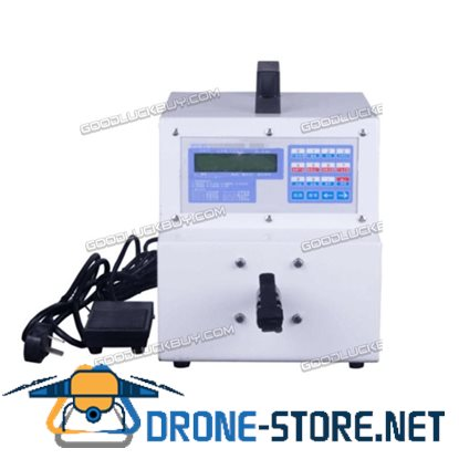 New GS-WK20 Automatic High Speed Stranding Machine LCD Display 220V