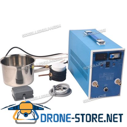 ZDBT-6 High-frequency Induction Heating Machine Silver Gold Melting Furnace
