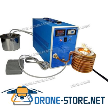 ZDBT-2 High-frequency Induction Heating Machine Silver Gold Melting Furnace