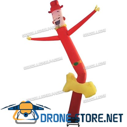 20ft Inflatable Advertising Air Puppet Dancer Sky Fly Wavy Tube Man Wind Dancer God of Wealth