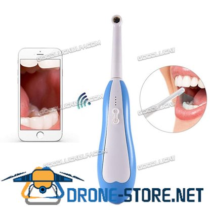 Mini WiFi Wireless HD Dental Intraoral Oral Camera For iPhone Android Windows PC