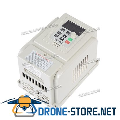 AT1-1500X AC220V 8A 1.5KW VFD Variable Frequency Drive Inverter Speed Controller Converter