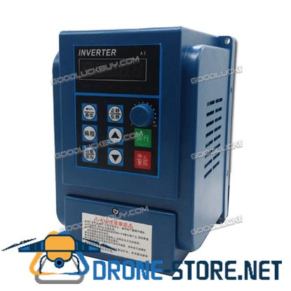 AT3-1500X 1.5KW Single To 3-Phase Motor Governor Variable Frequency Drive Inverter CNC 380V