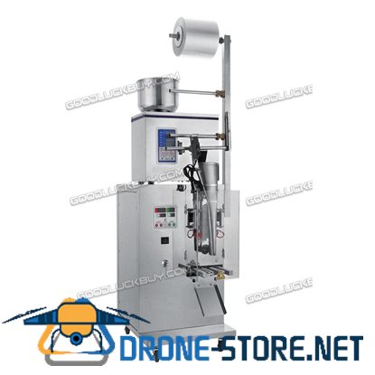 1-50g N-206 Weighing Packing Filling Machine Particles Powder Drugs Seeds Beans Sesame