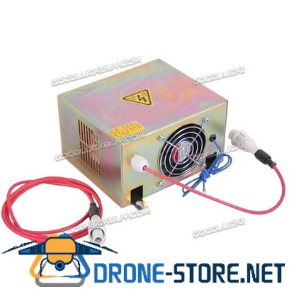 40W CO2 Laser Power Supply for Engraver CO2 Tube TTL Control Equipment Cutting
