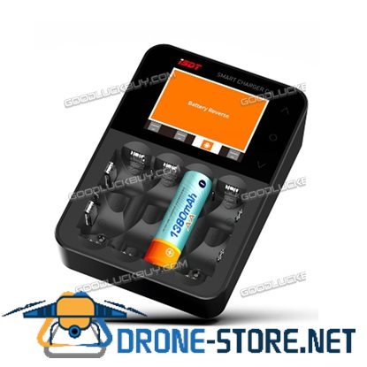 ISDT C4 8A Touch Screen Smart Battery Charger USB Output for RC Mode