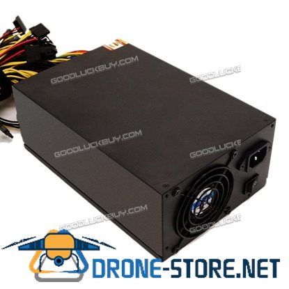 New 2000W ETH Graphics Power Supply for Cion Miner Mining