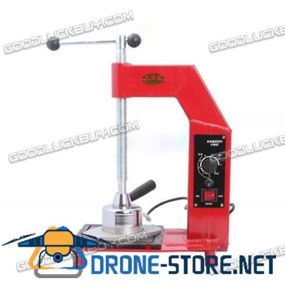 Automatic Thermostat Tyre Vulcanizing Machine Tyre Tire Repairing Tool Red