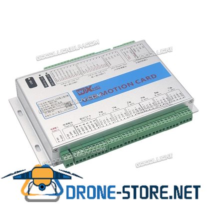 Mach3 USB 2MHz CNC 3 Axis Motion Control Card Breakout Board for Windows