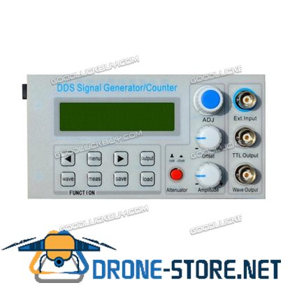 SGP1010S 10MHz DDS Function Signal Generator Sine Square Wave Sweep Counter Meter TTL