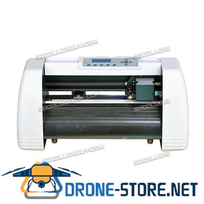 New MH365 Refine Vinyl Cutter Plotter Sign Writing Cutting Carving Machine Black & White