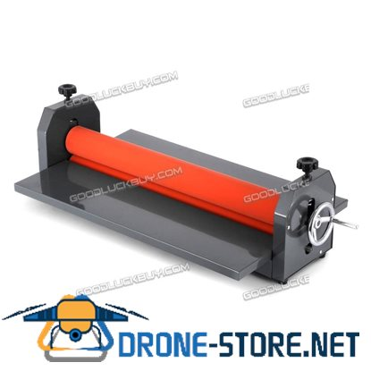 "51"" Cold Laminator Manual Roll Laminator Vinyl Photo Film Laminating Machine"